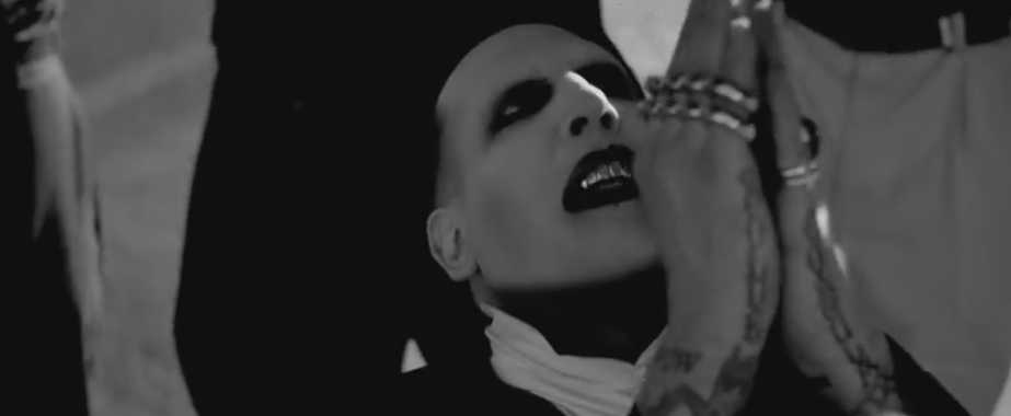 Marilyn Manson Mephistopheles of Los Angeles