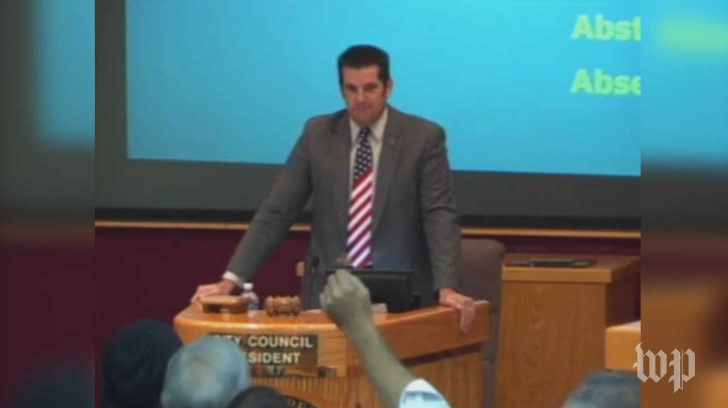 David Suhor Pensacola Satanist City Council Prayer