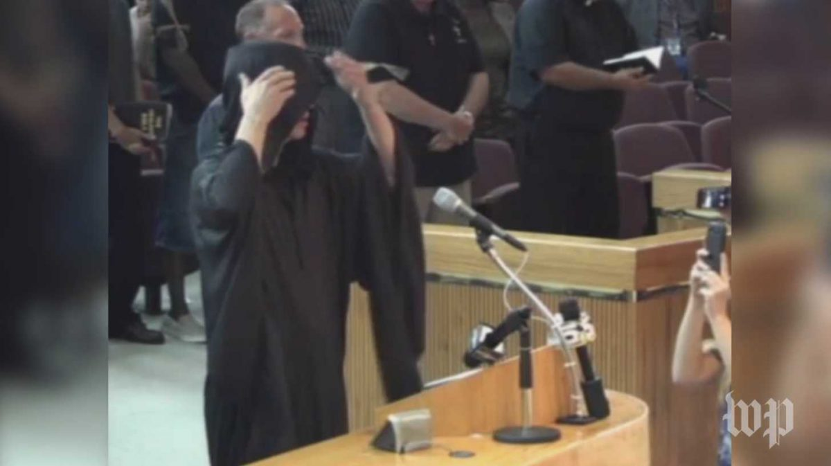 Satanist David Suhor Leads Pensacola City Council Opening Prayer, Ill-Mannered Xtians Violate Constitution