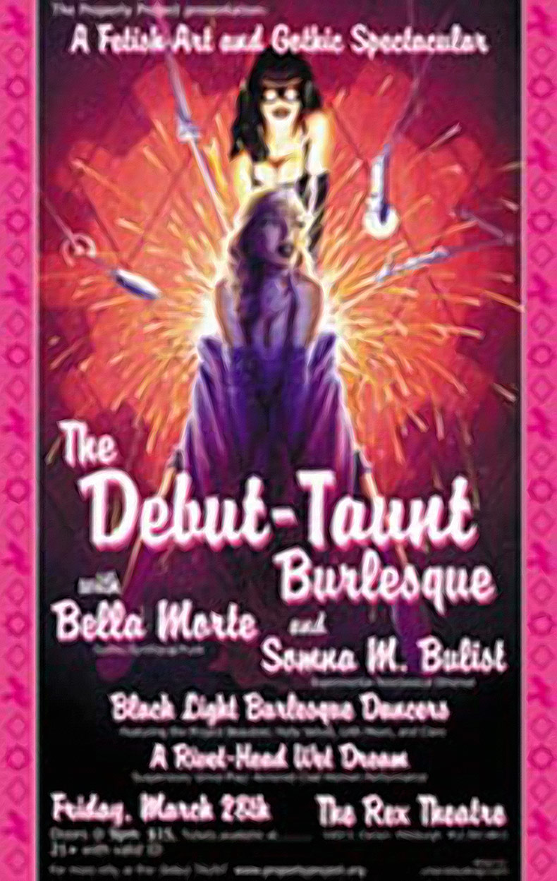 The Debut-Taunt Burlesque