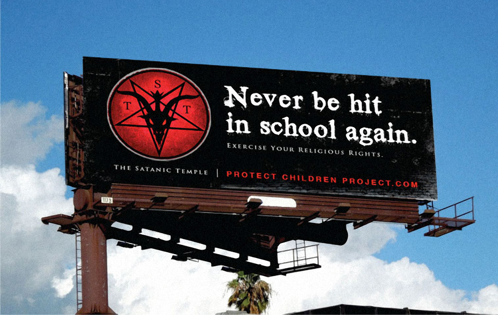 Satanic Temple Protects Children from Abuse in School