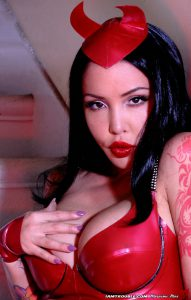 Masuimi Max Is A Sultry Devil