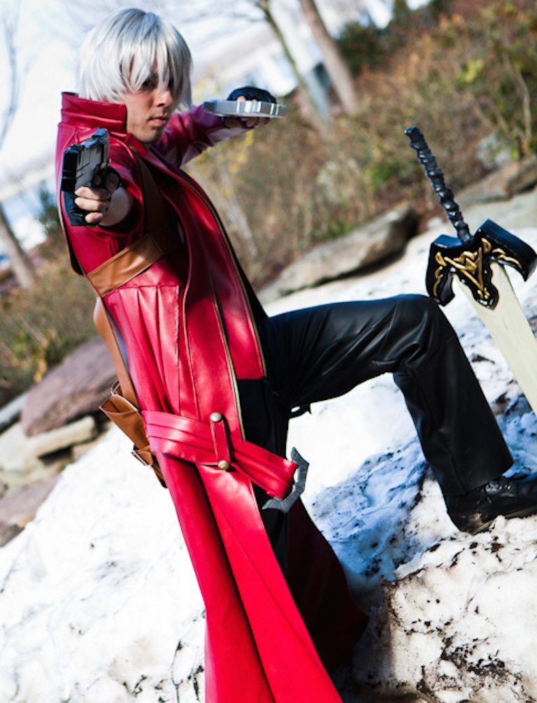 Dante Devils May Cry Cosplay Photos by LJinto