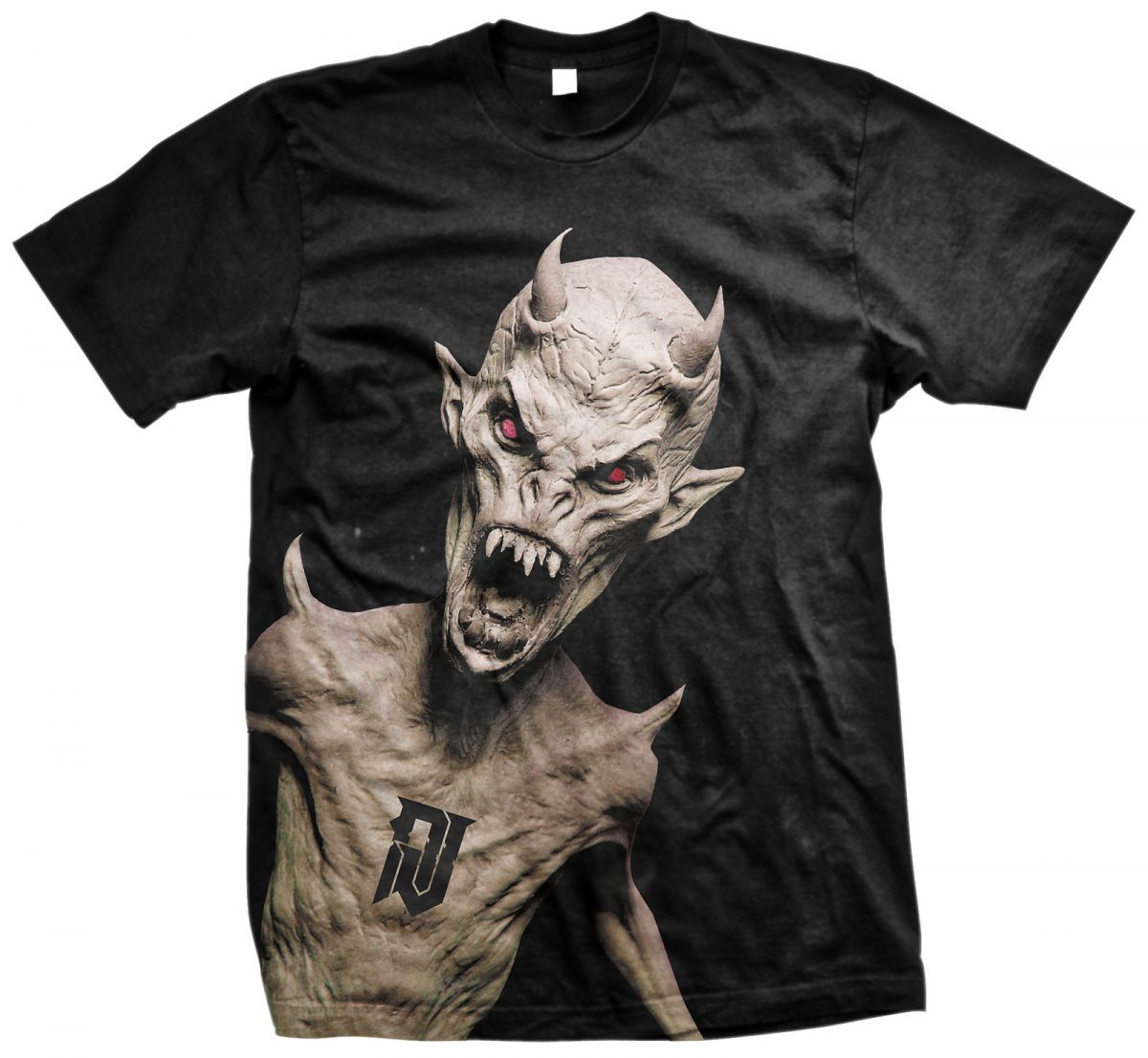 Fun and Downright Awe-Inspiring Jersey Devil Tee
