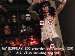 Blasphemous Birthday Girl Kota_Morgue
