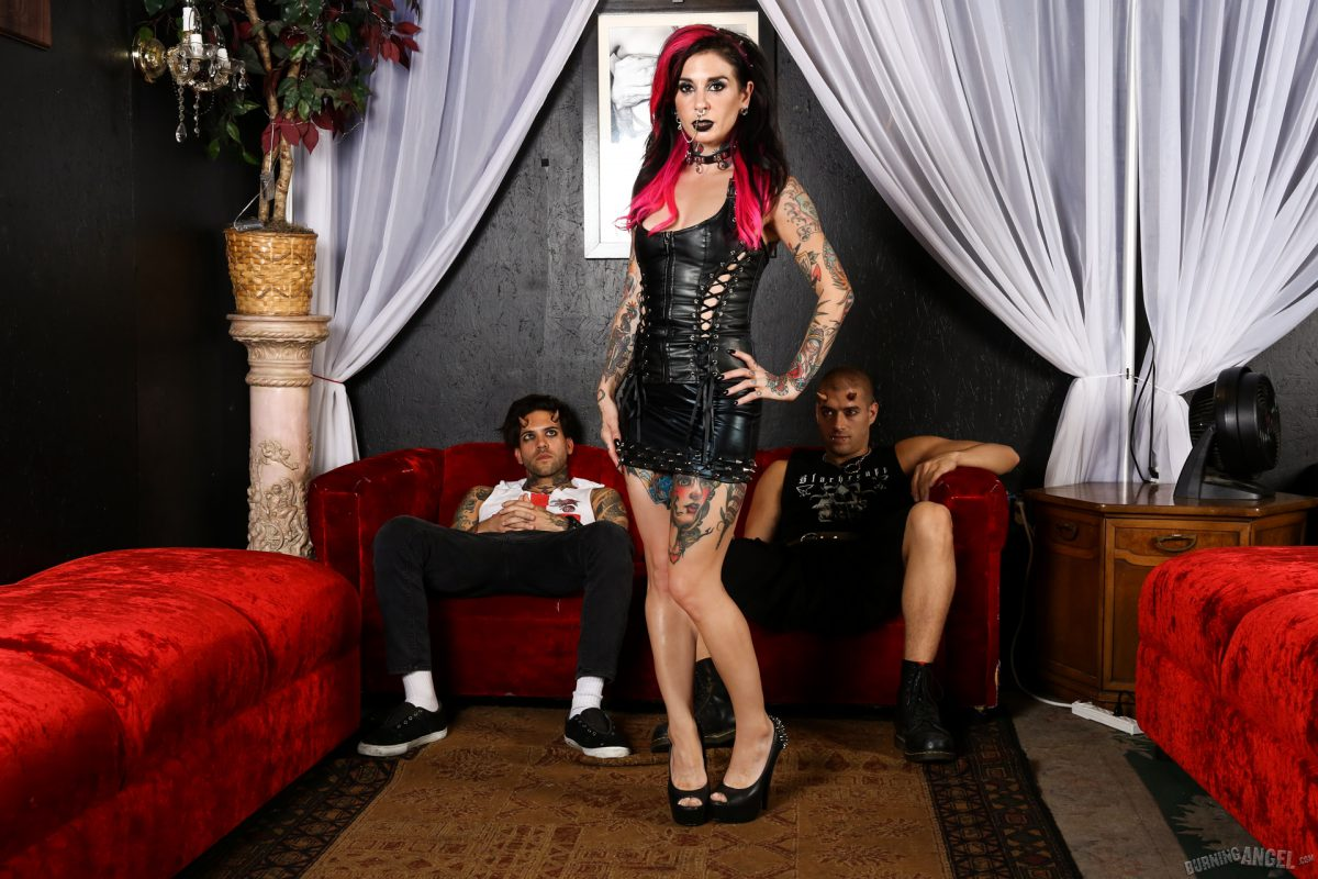 Queen Of Hell Part I: Joanna Angel Reveals Her Lustful Past